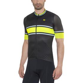 Alé Cycling PRR 2.0 Speed Fondo Bike Jersey Shortsleeve Men yellow/black
